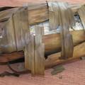 Pain coco cuit au four tahitien