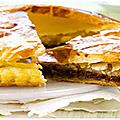 Recette galette chocolat carambar