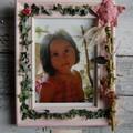 Petite fille en fleur / little girl in flower