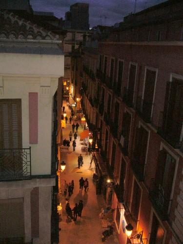 Notre rue - Espoz y Mina