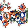 Doodle for google - 15 juin 2011