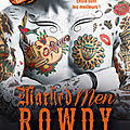 Marked Men#05: Rowdy, Jay Crownover