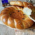 Naan roghan bread pain pakistanais