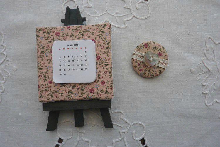 Calendrier 2012 - Muriel