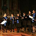 Concert de noël à torreilles du 26 décembre et concert de noël à argelès le 27 décembre 2015