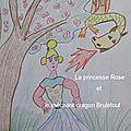 Atelier illustration pour les bibliothécaires ou les enseignants: l'histoire de Rose et du méchant dragon Bruletout