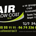 AMIENS ORLY, AMIENS ROISSY, BEAUVAIS Le Spécialiste AIR LOW COST TAXI 80