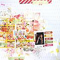 2 pages pour 52 rue scrap'copines