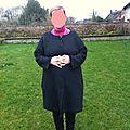 Manteau de grossesse