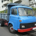 SAVIEM Renault SG3 benne Le Tampon (1)