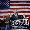Le triomphe de ron paul