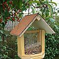 Maison à oiseaux