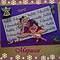 Les amies de Mapucca, 79e inscrite