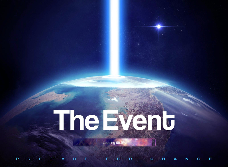 The Event loading