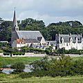 Cour-sur-Loire, demeure du trésorier de <b>Louis</b> <b>XII</b>