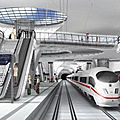La gare souterraine <b>Stuttgart</b>-21 sera réalisée