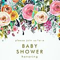 My first and probably last <b>Baby</b> <b>Shower</b> Party