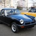 Mg midget 1500 roadster 1979