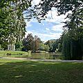 Parc de l'orangerie - strasbourg (67000)