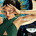 Analyse Publicitaire - Affiche Kenzo