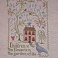 Garden of life - blackbird designs