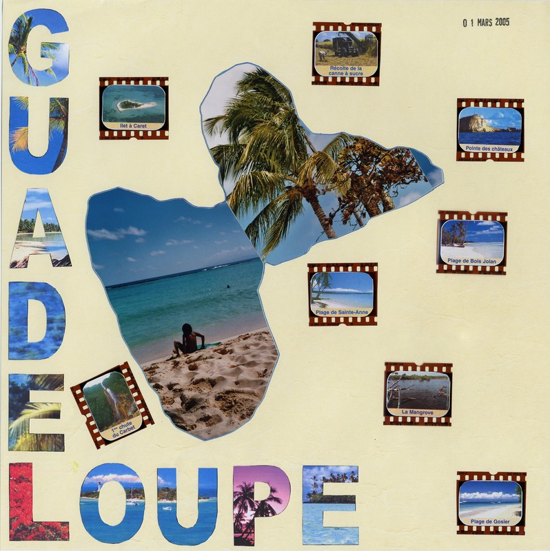 1er page guadeloupe