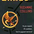 Hunger Games, tome 1, Suzanne Collins