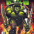 Panini Marvel World War <b>Hulk</b>
