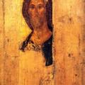 Le Sauveur, Icone de St Andréi Roublev