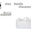 <b>Sneaker</b> plato No Name, chez Batalie Chausseur 334 rue Léon Gambetta à Lille