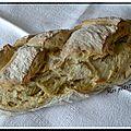 Le pain maison, rien de tel