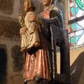 statue ND de Comps XIIIe siècle
