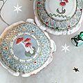 Boules de Noël champignons Marimerveille