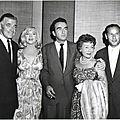 24/07/1960 conférence de presse the misfits