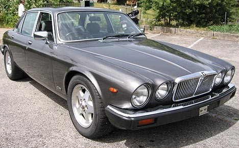 JAGUAR - Sovereign 4.2 serie III LHD - 1984