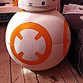 BB-8 de Chris, Star Wars
