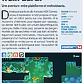 Test de <b>Two</b> Parsecs From Earth - Jeu Video Giga France