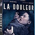 Sortie Blu RAY : La douleur, longue plongée dans l'attente de <b>Marguerite</b> <b>Duras</b>....