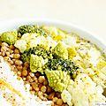 Blog culinaire Kallitany - bol anti gaspi chou riz lentilles poireaux (4)