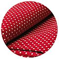 rouge-a-pois-blancs