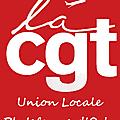 Union Locale des Syndicats CGT de la Plateforme d'Orly