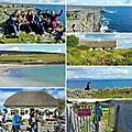 Un <b>weekend</b> à Galway et Inishmore