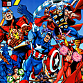 Avengers 1998 by Kurt Busiek