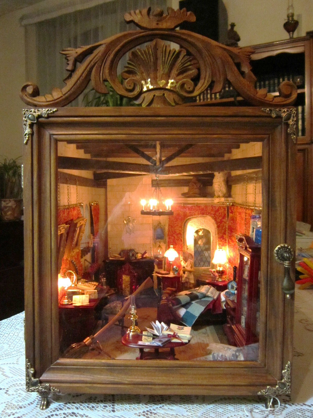 Vitrine chambre Harry Potter (5)