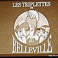 Ciné-concert : les triplettes de belleville