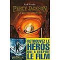 La saga percy jackson, t.2
