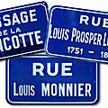 Inventaire des rues vendéennes : <b>Montfaucon</b>-Montigné (49)