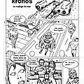 Kronos challenge la mini bd