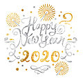 Happy 2020 ! Challenge <b>1</b>/53