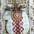 Challenge de noël - boutique scrap- mouset